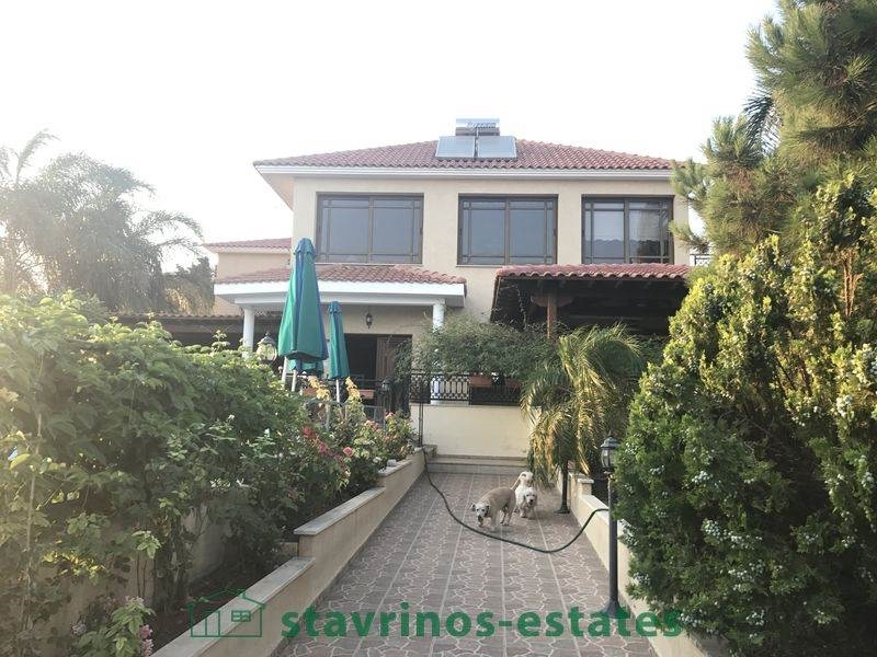 (For Sale) Residential Villa || Limassol/Germasogeia - 450 Sq.m, 4 Bedrooms, 1.500.000€