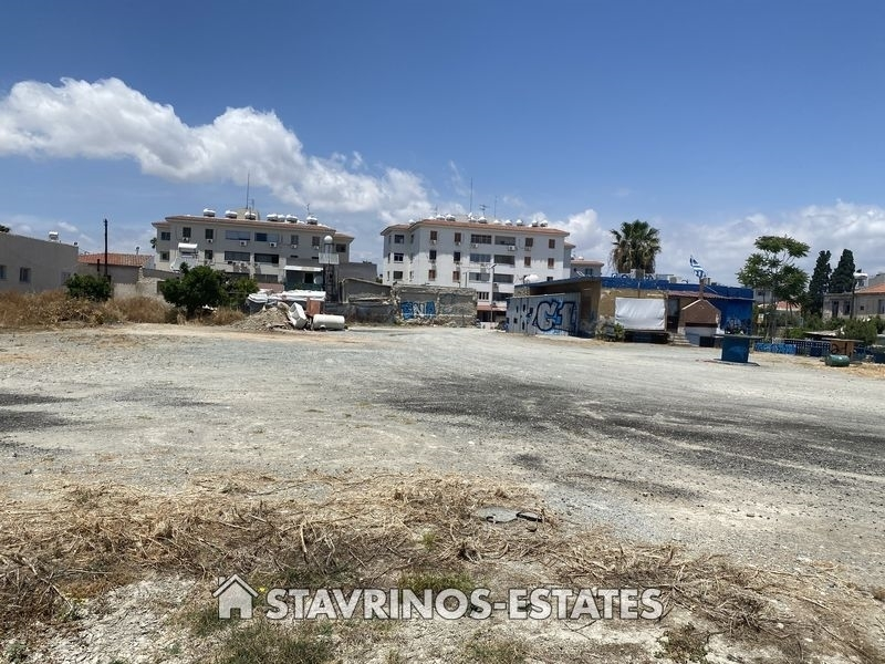 (For Sale) Land Agricultural Estate || Limassol/Limassol - 5.106 Sq.m, 6.900.000€