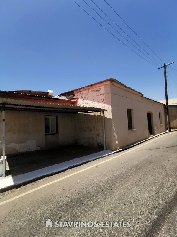 (For Sale) Residential Detached house || Nicosia/Astromeritis - 120 Sq.m, 4 Bedrooms, 55.000€