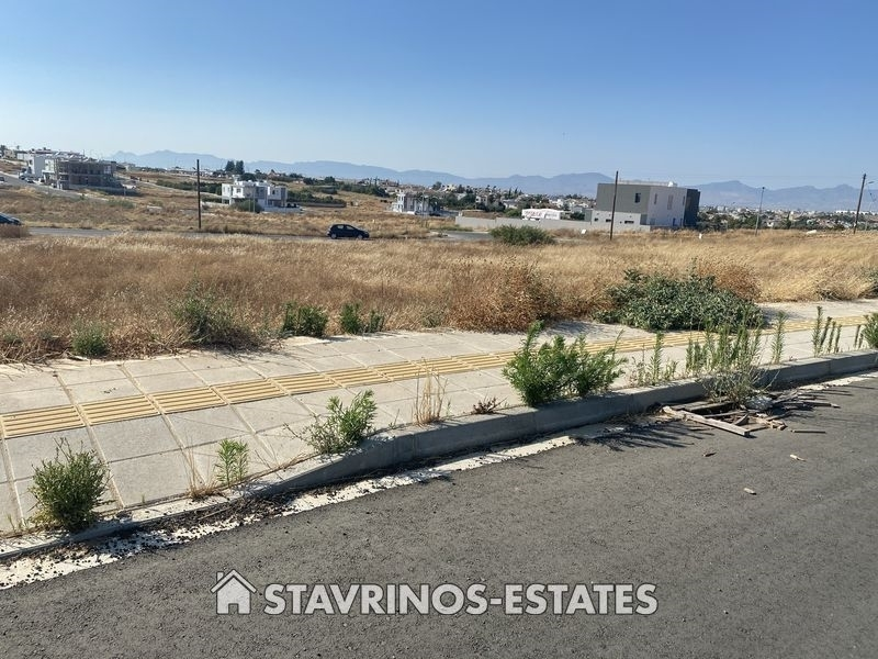 (For Sale) Land Industrial Plot || Nicosia/Lakatameia - 676 Sq.m, 235.000€
