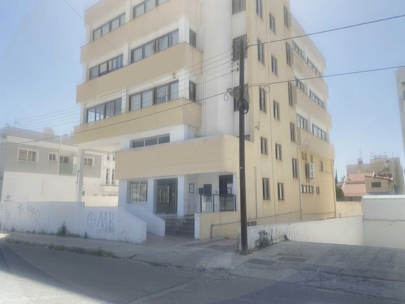 (For Sale) Commercial Building || Nicosia/Egkomi - 1.200 Sq.m, 1.750.000€